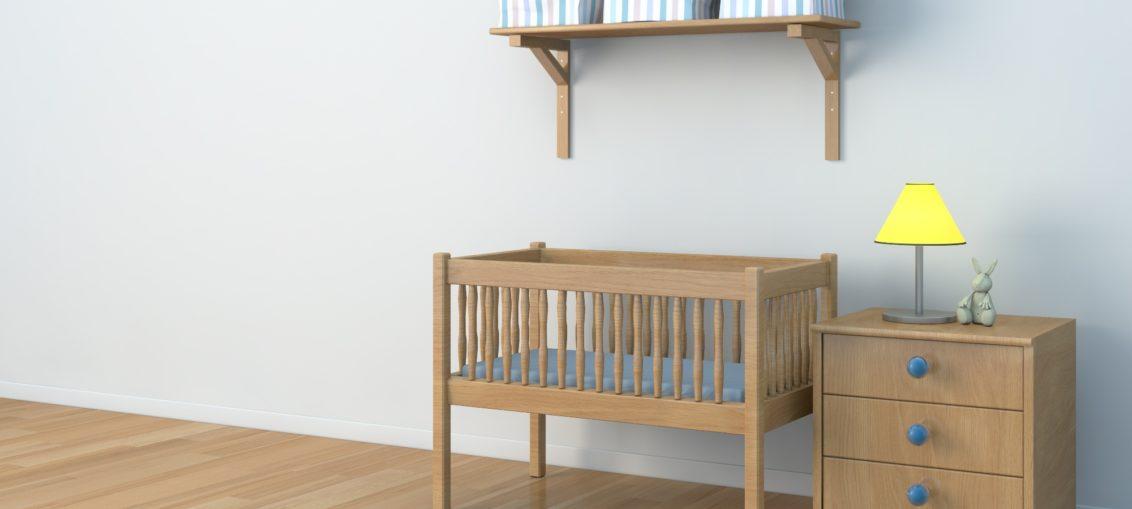 Complete babykamer