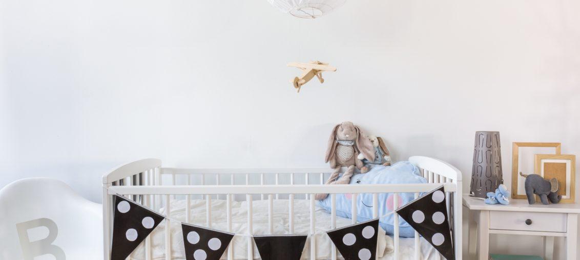 ledikant of babybedje