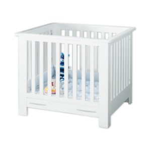 Coming Kids Box Basic White Met Lade