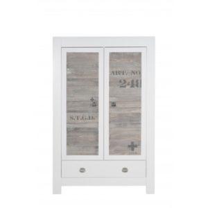 Stapelgoed Urban 2-deurs hanglegkast