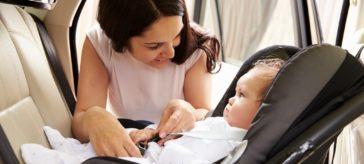 Onderweg en reizen met je baby